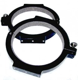 Parallax Standard Rings for 155mm OD Tubes