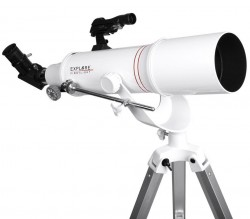 Explore Scientific FirstLight 90MM Refractor Telescope w/Tripod