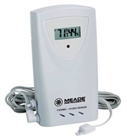 Meade Wireless remote temperature & humidity sensor