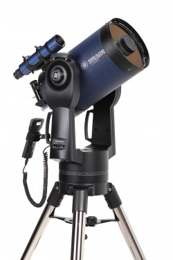 Meade 8 Inch LX90-ACF Advanced Coma Free w/GPS w/UHTC Coatings