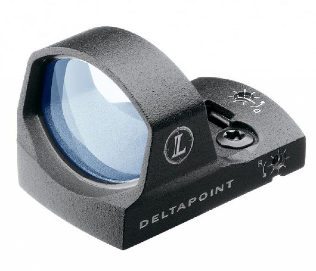 Leupold DeltaPoint Pro Cross Mount Black