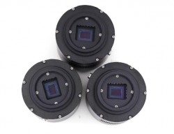 QHY CCD QHY183C, 20 Megapixel, High Res, High QE, Back-Illuminated CMOS Cooled COLDMOS Astronomical Video Camera, Color