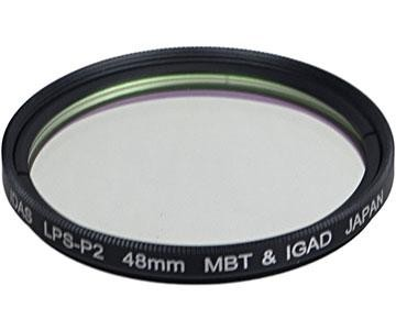 Idas SCT Filter Adapter Set with 48 mm LPS-P2 Filter