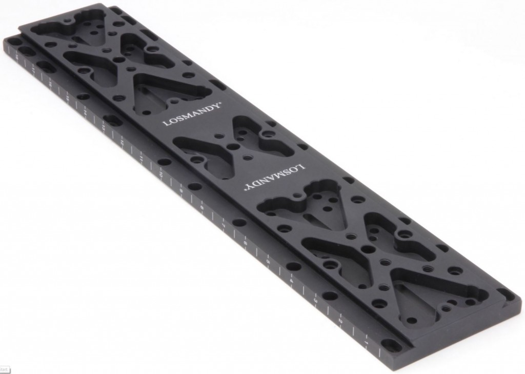 "Losmandy 19"" Universal Dovetail Plate"