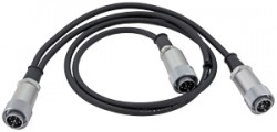 Astro-Physics Y-Cable for GTOCP2, GTOCP3 and GTOCP4 Control Box - 900GTO