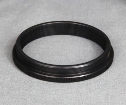 Stellarvue 69 mm Male Extension Tube - 11 mm Long